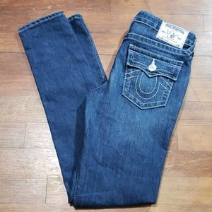 True Religion LIO Jeans Size 14 EUC